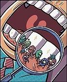 ¿Cómo evitar la propagación de gérmenes bucales?