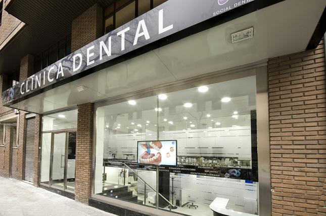 Centro Dental SDS tu Clínica en Chamberí